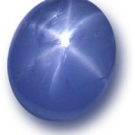 Star-Saphire gemstones