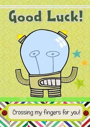 Good Luck Greetings